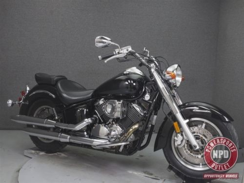 2006 Yamaha V Star XVS1100 VSTAR 1100 CLASSIC Black for sale