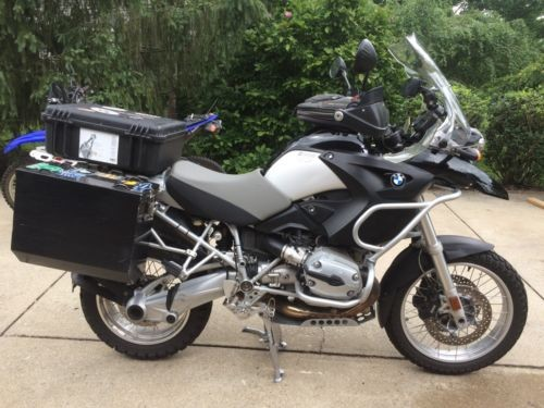 2007 BMW R-Series Black for sale
