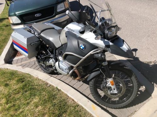 2007 BMW R-Series Silver for sale