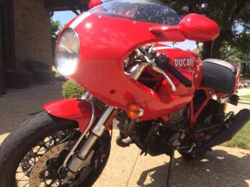 2007 Ducati Other Red craigslist