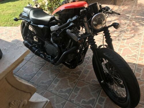 2007 Harley-Davidson Nightster 1200n XL Roland Sands Design Black craigslist