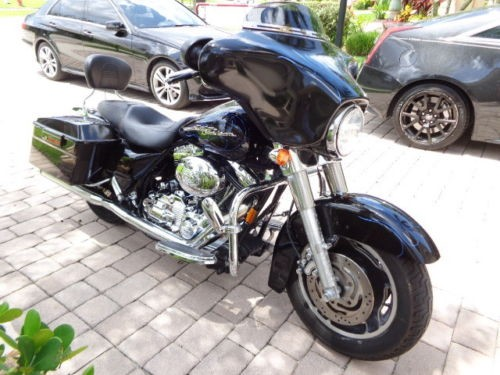 2007 Harley-Davidson Touring Black for sale craigslist