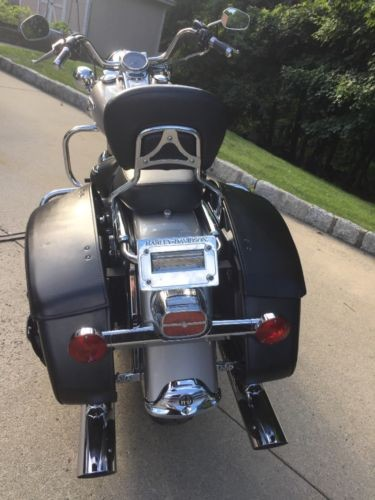 2007 Harley-Davidson Touring Pewter Pearl for sale craigslist