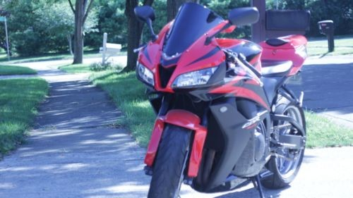 2007 Honda CBR Red for sale