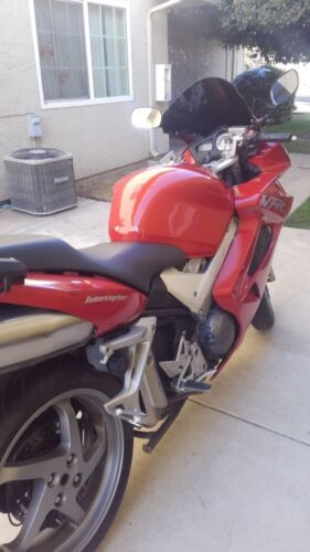 2007 Honda Interceptor Red craigslist