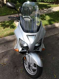 2007 Honda Reflex Silver for sale