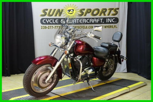 2007 Honda Shadow Sabre Red for sale