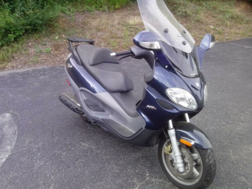 2007 Other Makes PIAGGIO Blue for sale craigslist