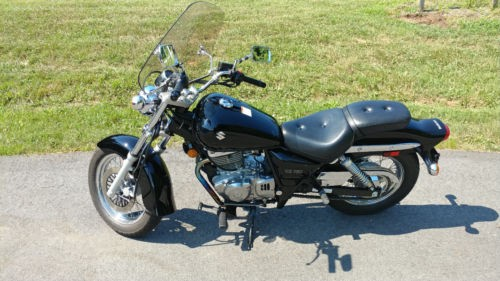 2007 Suzuki GZ250 Black for sale craigslist