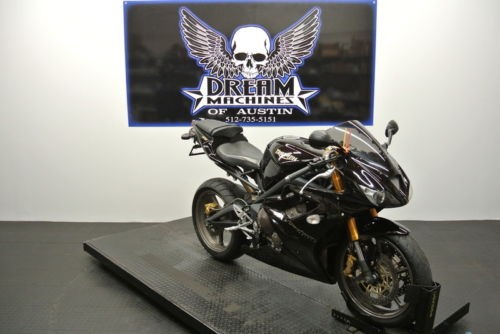 2007 Triumph Daytona -- Black for sale craigslist