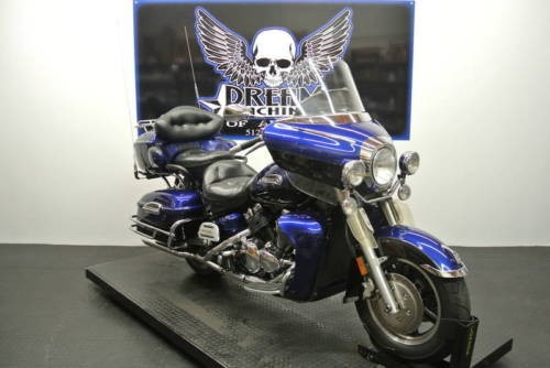 2007 Yamaha Royal Star Venture XVZ13TF -- Blue for sale craigslist