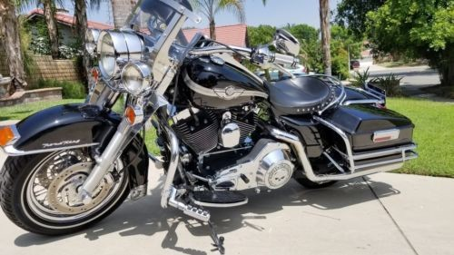 2008 Harley-Davidson Touring Black for sale