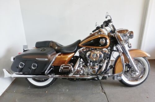 2008 Harley-Davidson Touring 105TH ANNIVERSARY ROAD KING FLHRC COPPER for sale craigslist