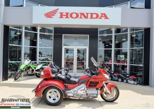 2008 Honda Gold Wing Audio Comfort Navi ABS Red craigslist