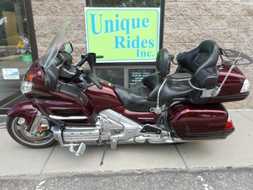 2008 Honda Gold Wing Red for sale