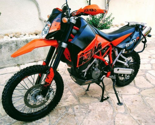 2008 KTM SUPER ENDURO for sale