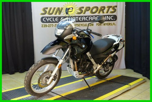 2009 BMW F 650 Gs 650 Gs BLK for sale craigslist