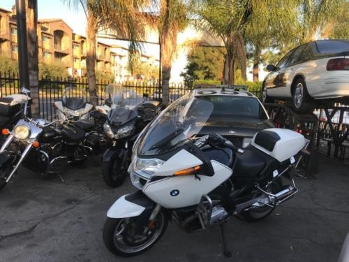2009 BMW R-Series WHITE craigslist