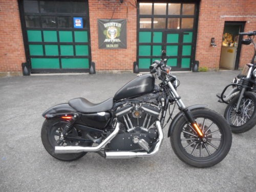 2009 Harley-Davidson Sportster Black for sale