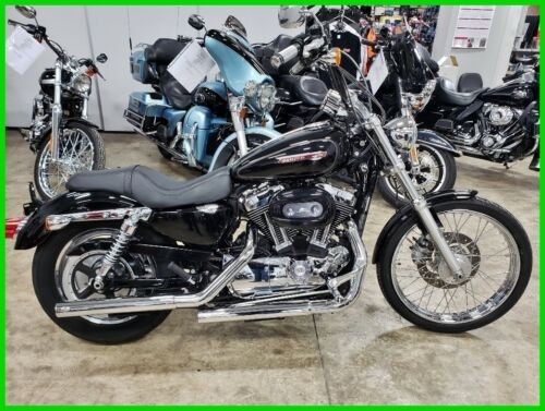 2009 Harley-Davidson Sportster 1200 Custom Vivid Black for sale craigslist
