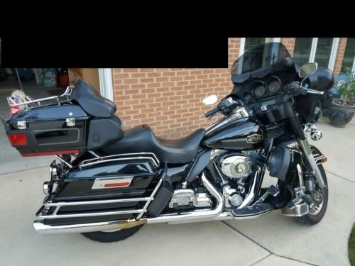 2009 Harley-Davidson Touring Black for sale craigslist