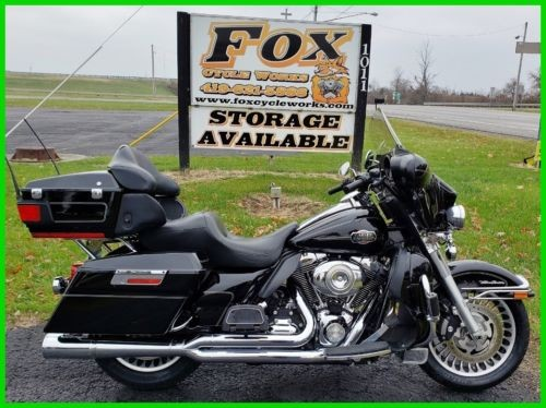 2009 Harley-Davidson Touring Ultra Classic® Electra Glide® Vivid Black for sale