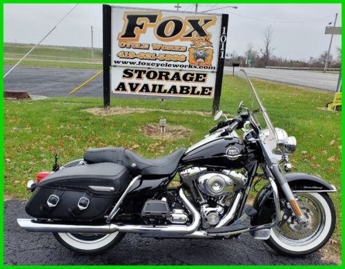 2009 Harley-Davidson Touring Road King® Vivid Black for sale craigslist