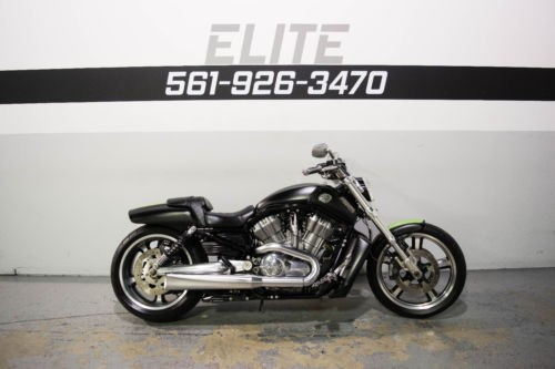 2009 Harley-Davidson V-Rod Muscle VRSCF Vrod Black for sale