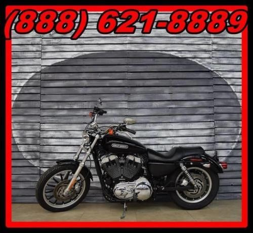 2009 Harley-Davidson XL1200 Sportster low Black for sale craigslist