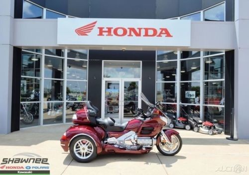 2009 Honda Gold Wing DARK CHERRY for sale craigslist