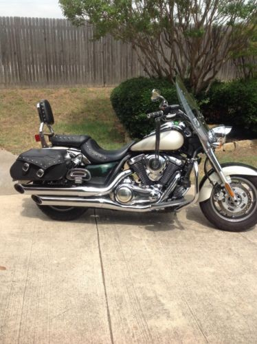 2009 Kawasaki Vulcan Green for sale