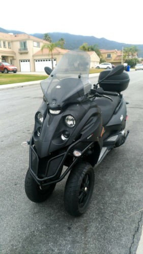 2009 Other Makes Piaggio Black photo