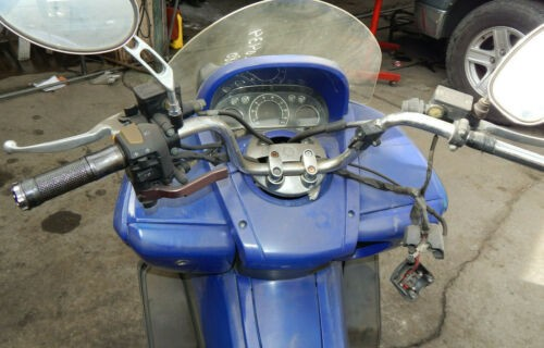 2009 Other Makes SCOOTER TRIKE Blue craigslist