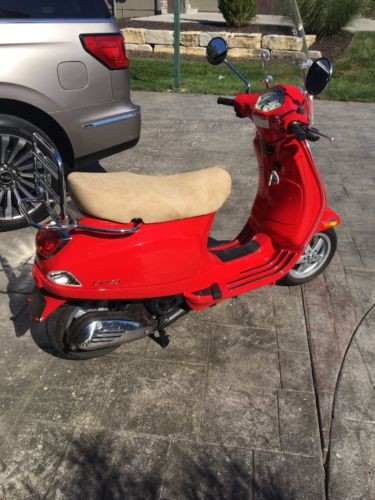 2009 Other Makes Vespa Red craigslist