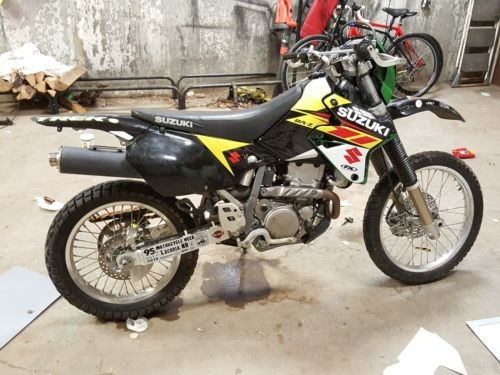 2009 Suzuki drz-400 Black for sale