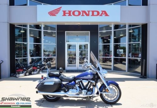 2009 Yamaha Stratoliner Blue for sale
