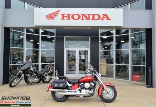 2009 Yamaha V Star Silverado Red for sale