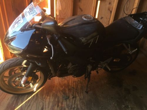 2009 Yamaha YZF-R Black for sale craigslist