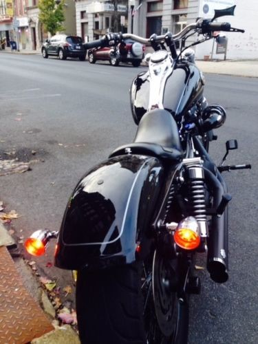 2010 Harley-Davidson Dyna Wide Glide Black for sale craigslist