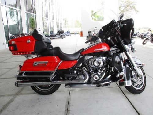 2010 Harley-Davidson FLHTK - Electra Glide® Ultra Limited -- Red for sale