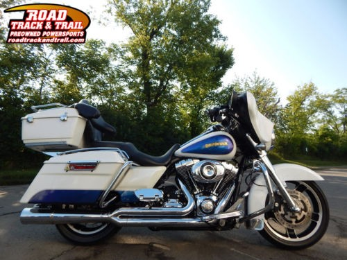 2010 Harley-Davidson FLHX - Street Glide® -- Purple for sale craigslist