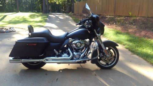 2010 Harley-Davidson Touring Black for sale craigslist