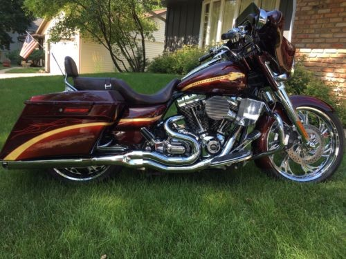 2010 Harley-Davidson Touring Root Beer for sale
