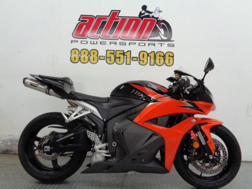 2010 Honda CBR®600RR for sale