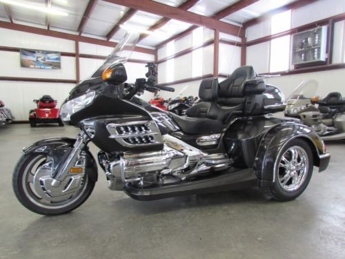 2010 Honda Gold Wing Black craigslist