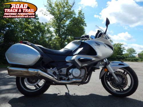 2010 Honda NT700V -- Silver for sale
