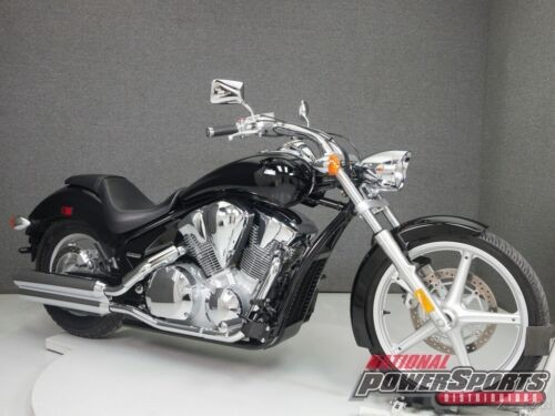 2010 Honda Vt1300 Sabre 1300 Vt1300 1300 Black for sale