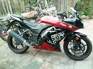 2010 Kawasaki Ninja for sale craigslist