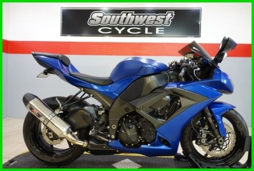 2010 Kawasaki Ninja Black for sale craigslist