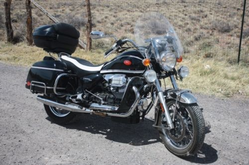 2010 Moto Guzzi California Vintage Black for sale craigslist